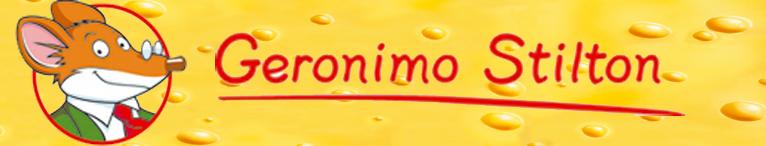<div>GERONIMO STILTON</div>