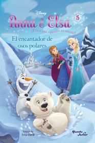 Anna & Elsa. El encantador de osos polares