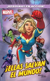 ¡Ellas salvan el mundo!