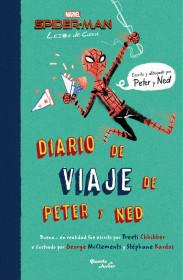 Spider-Man. Lejos de casa. Diario de viaje de Peter y Ned